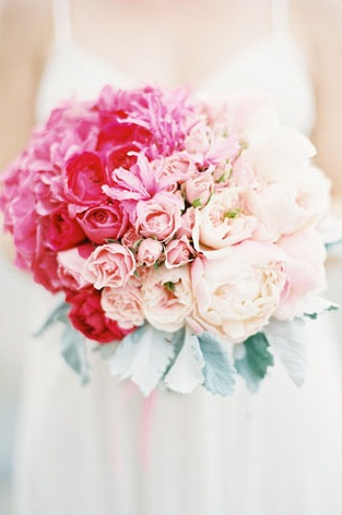 Your Wedding in Colors: Ombre!