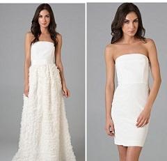 Bridal trend convertible wedding dresses arabia weddings bridal trend convertible wedding dresses junglespirit Choice Image
