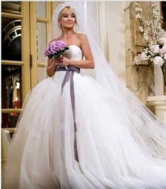 the iconic celebrity wedding dresses of all time arabia