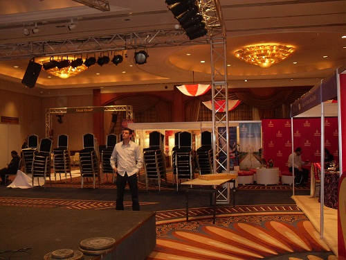 The Wedding Show Preparations 3