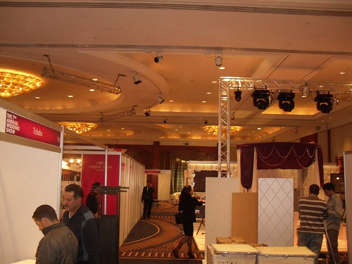 The Wedding Show Preparations 4