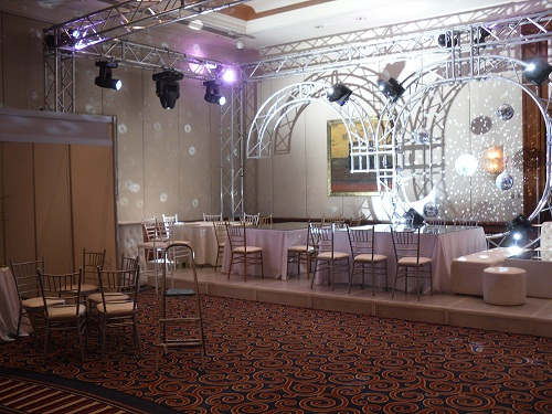 The Wedding Show Preparations 2