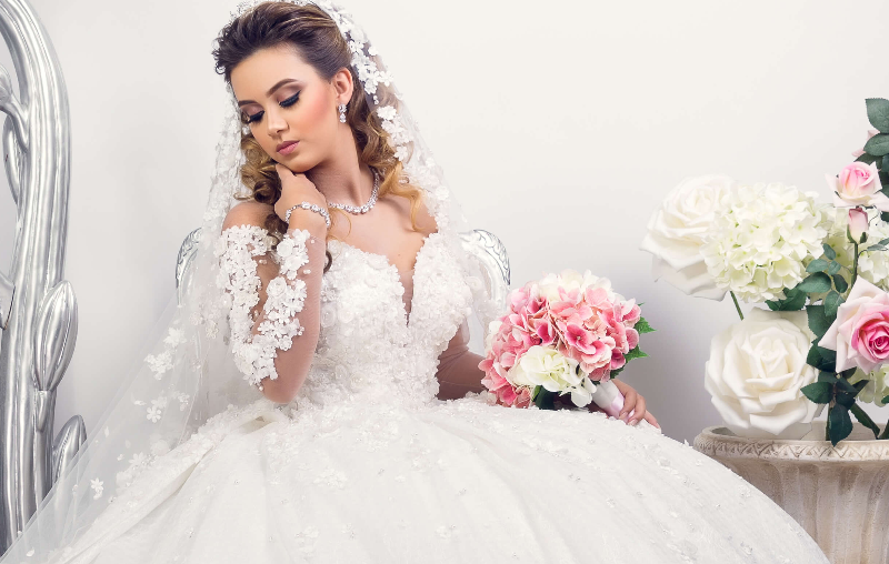 The Top Bridal Shops In Bahrain Arabia Weddings