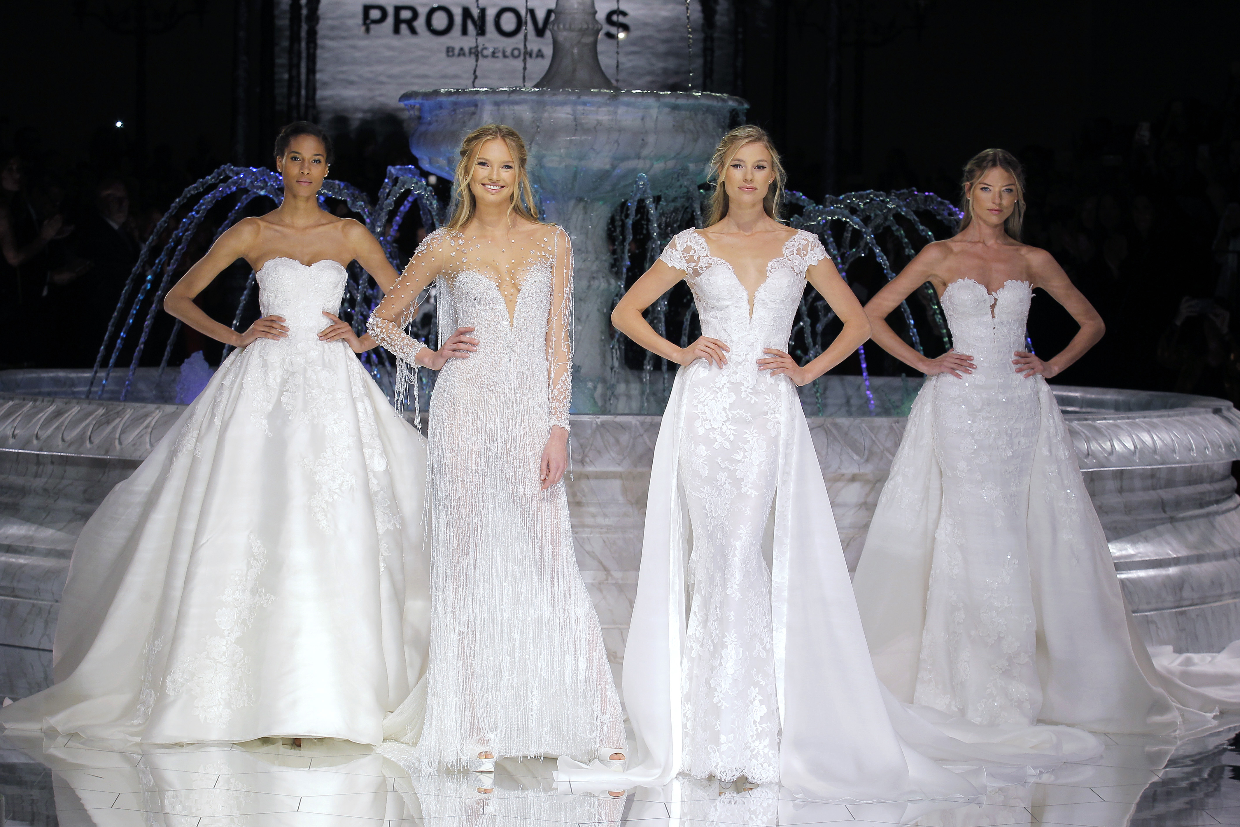 Ovias To Open Barcelona Bridal Fashion Week