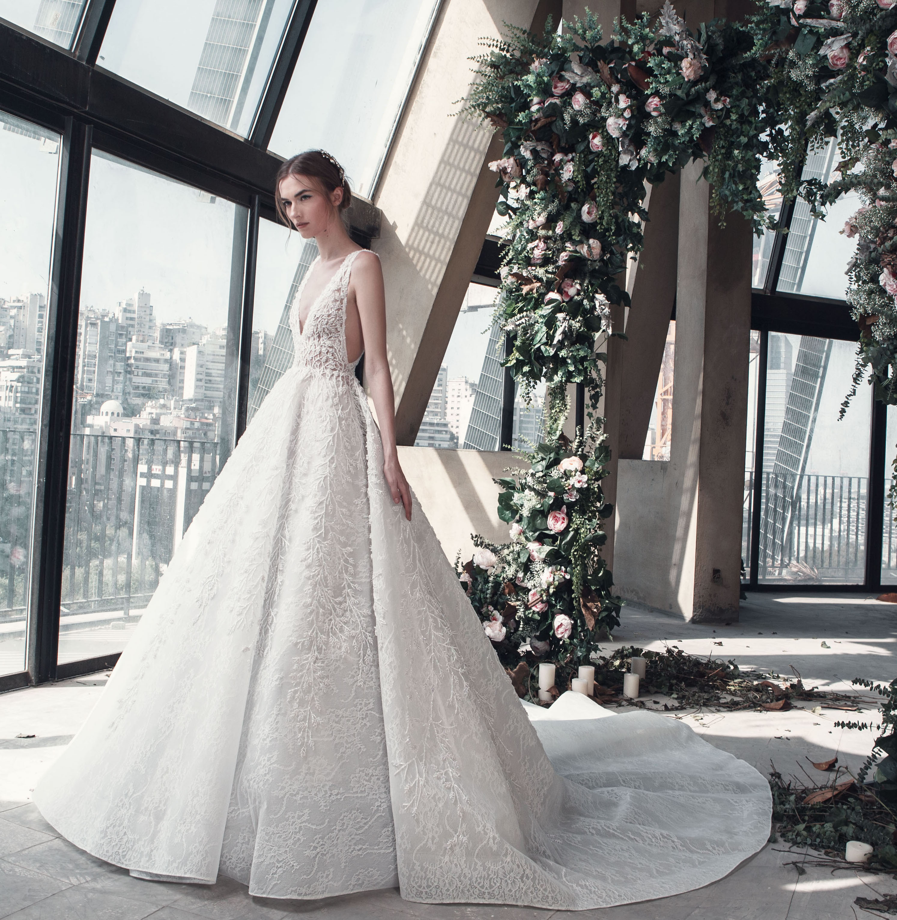 Tony Ward La Mariée Fall 2018 Wedding Dresses: Tony Ward La Mariee Wedding Dresses