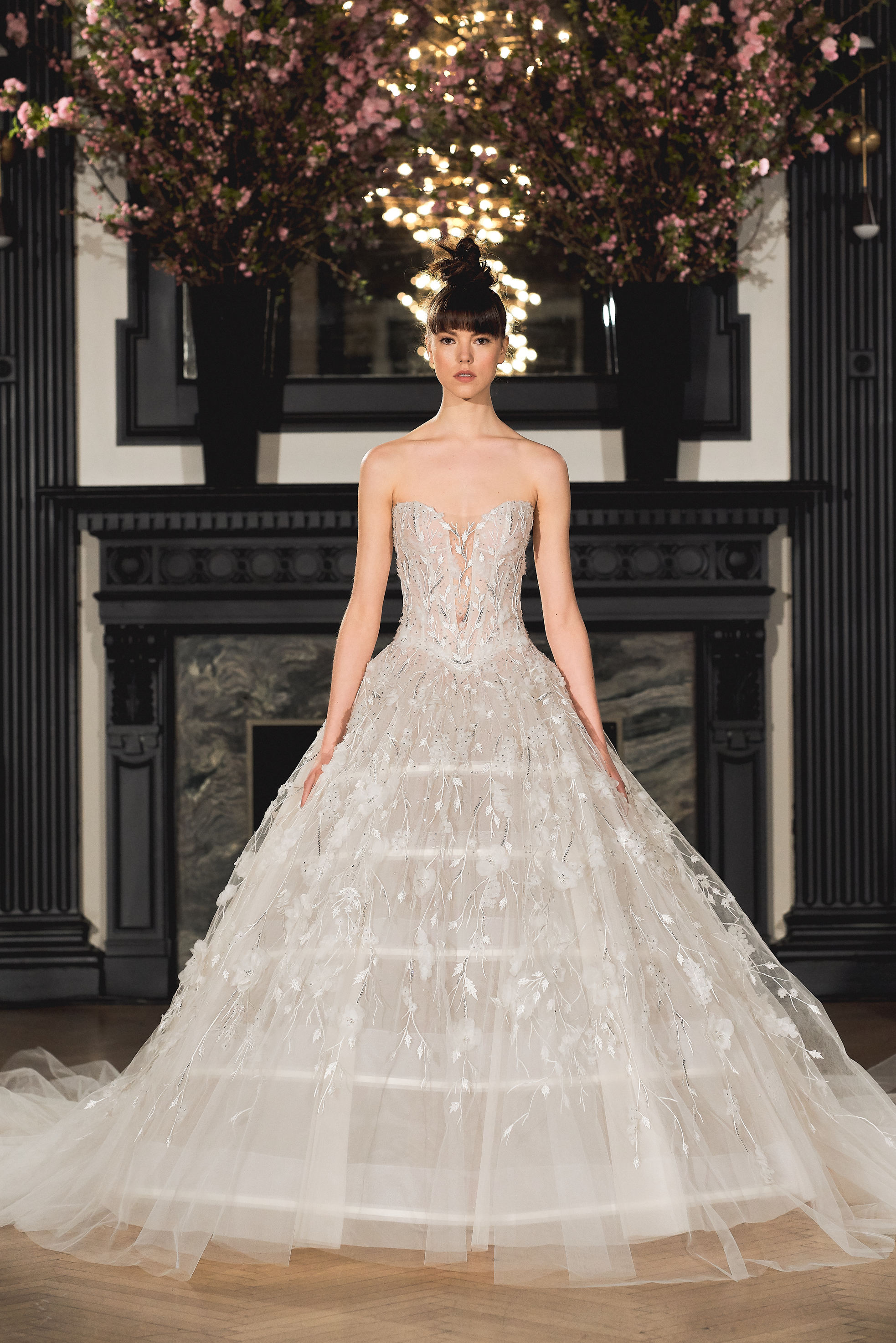 Ines Di Santo 2019 Spring Wedding Dresses - Arabia Weddings