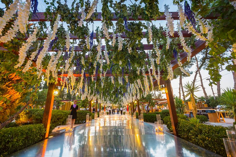 Advantages Of The Outdoor Wedding Reception: Amman Outdoor Wedding Venues