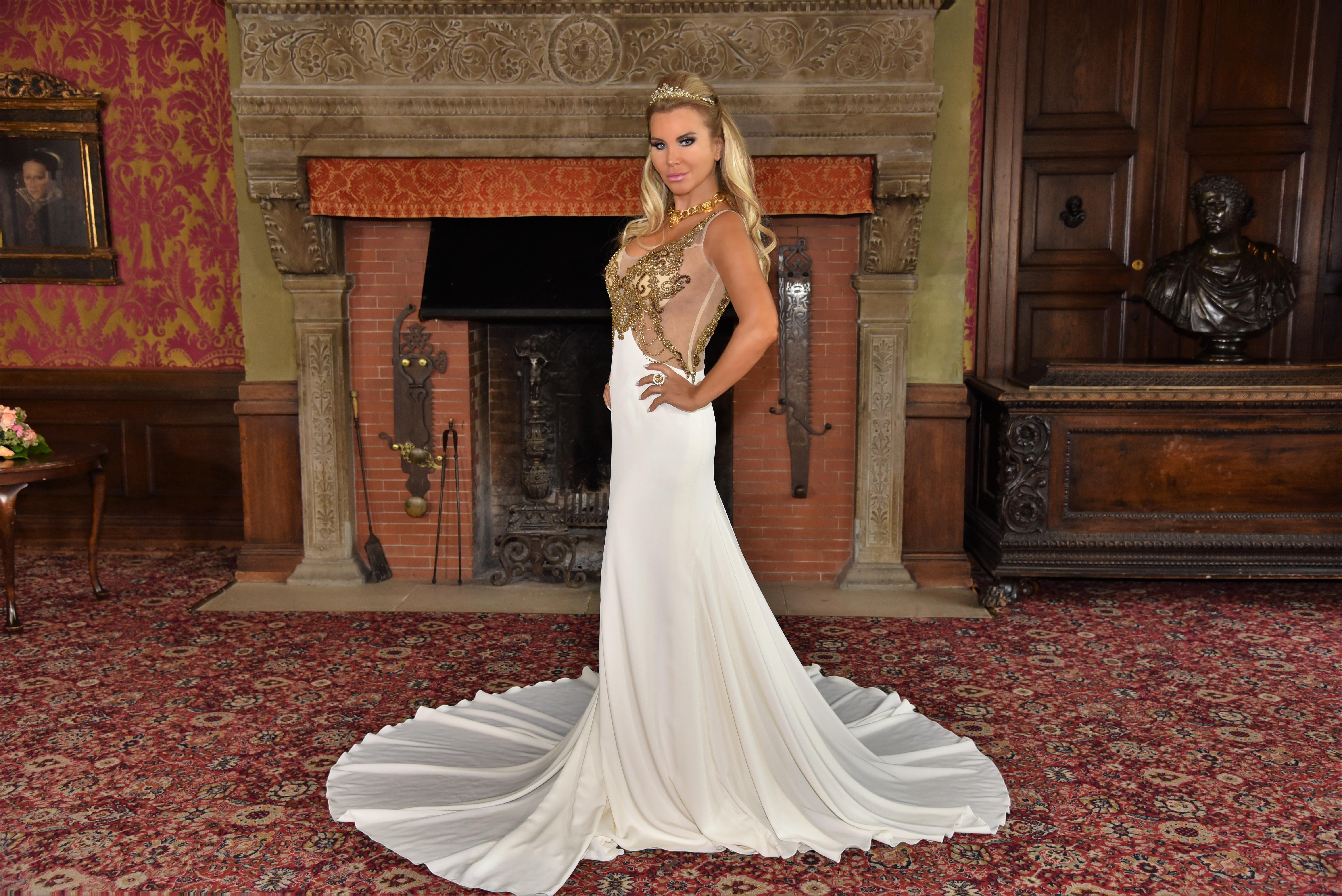 Latest German Made Wedding Dresses By Samiha Baehr Arabia Weddings