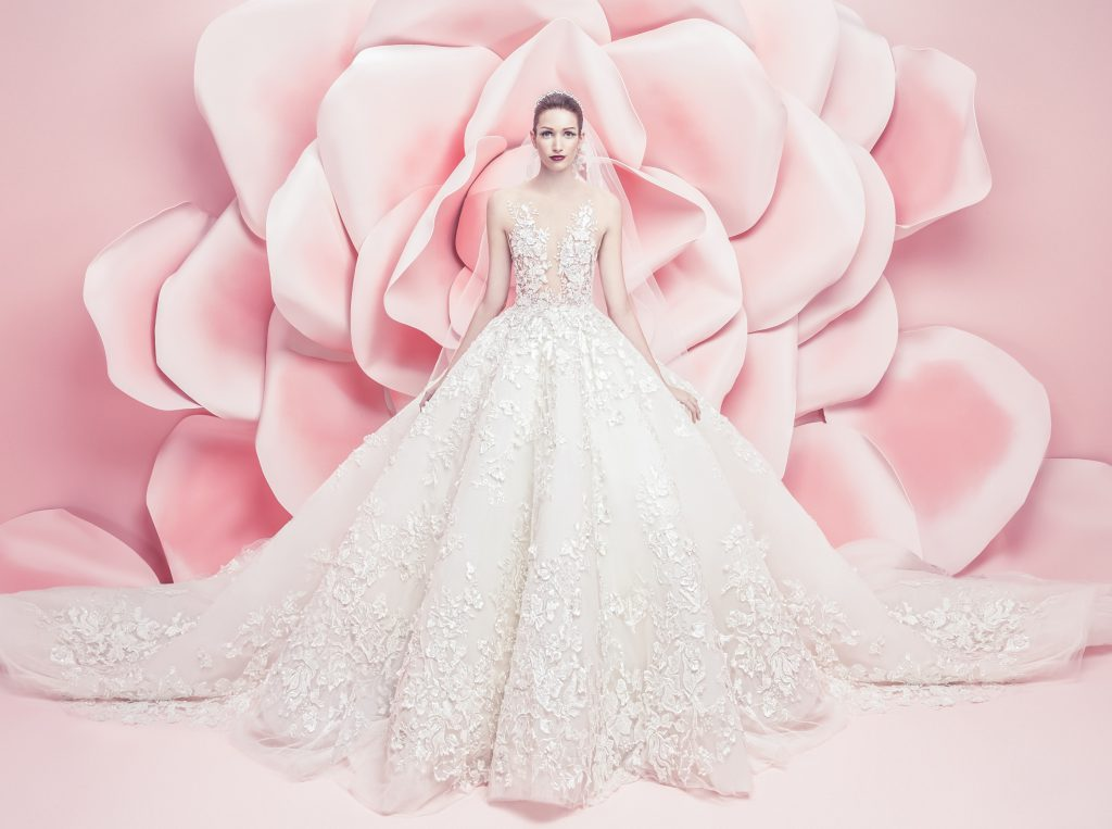 Dubai Wedding Dresses In D3 Design District Arabia Weddings