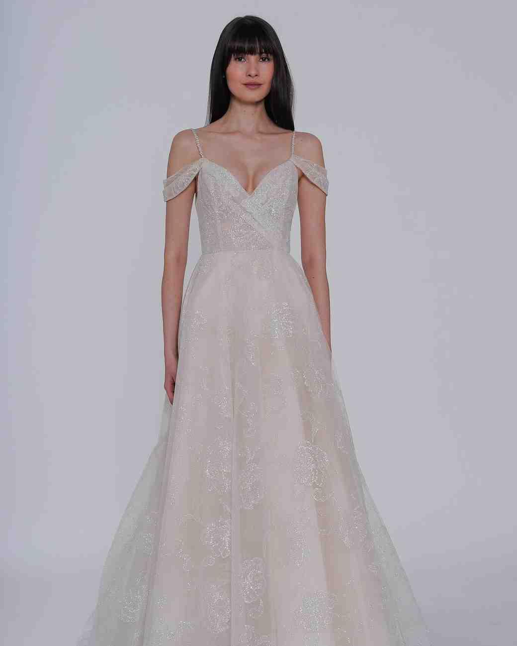 2019 Spring Wedding Dresses By Lazaro