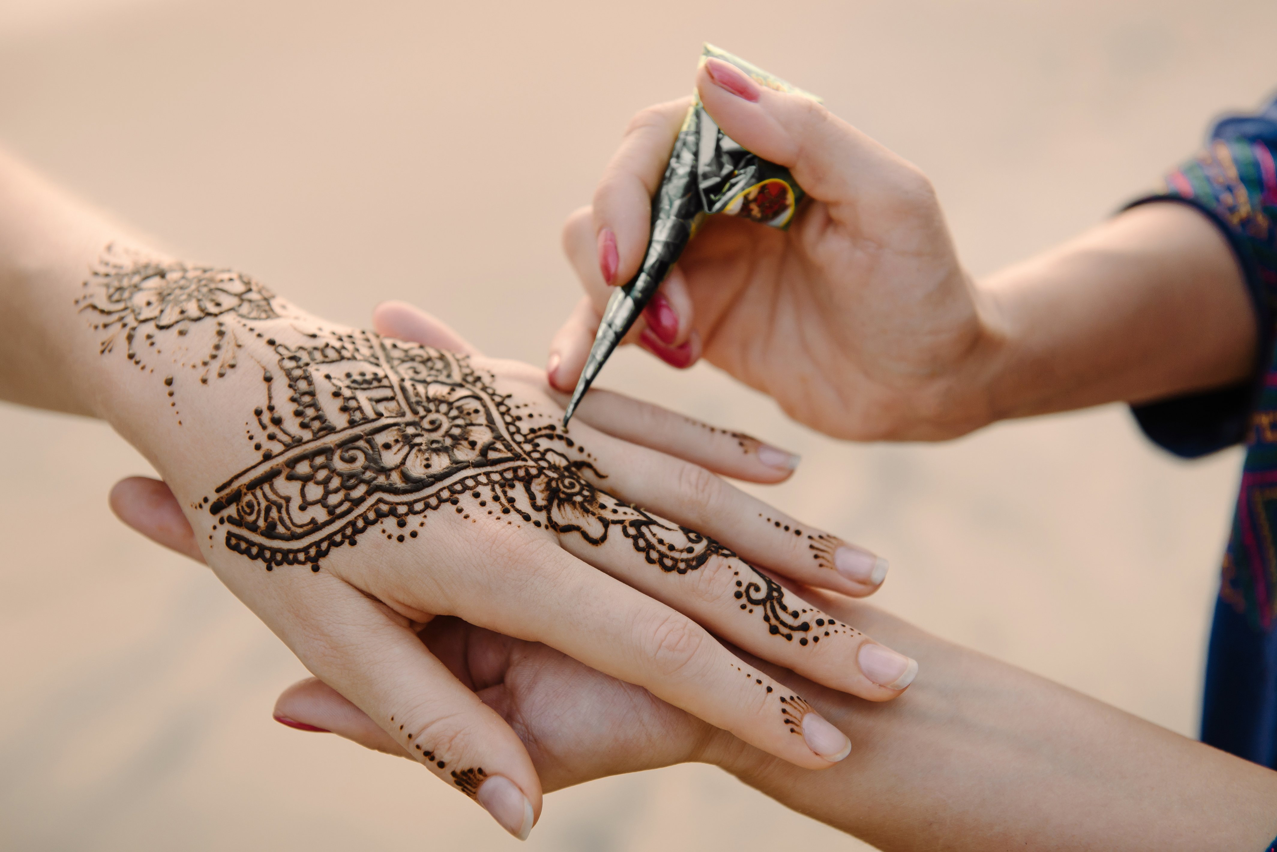 Plan The Perfect Henna Night Arabia Weddings