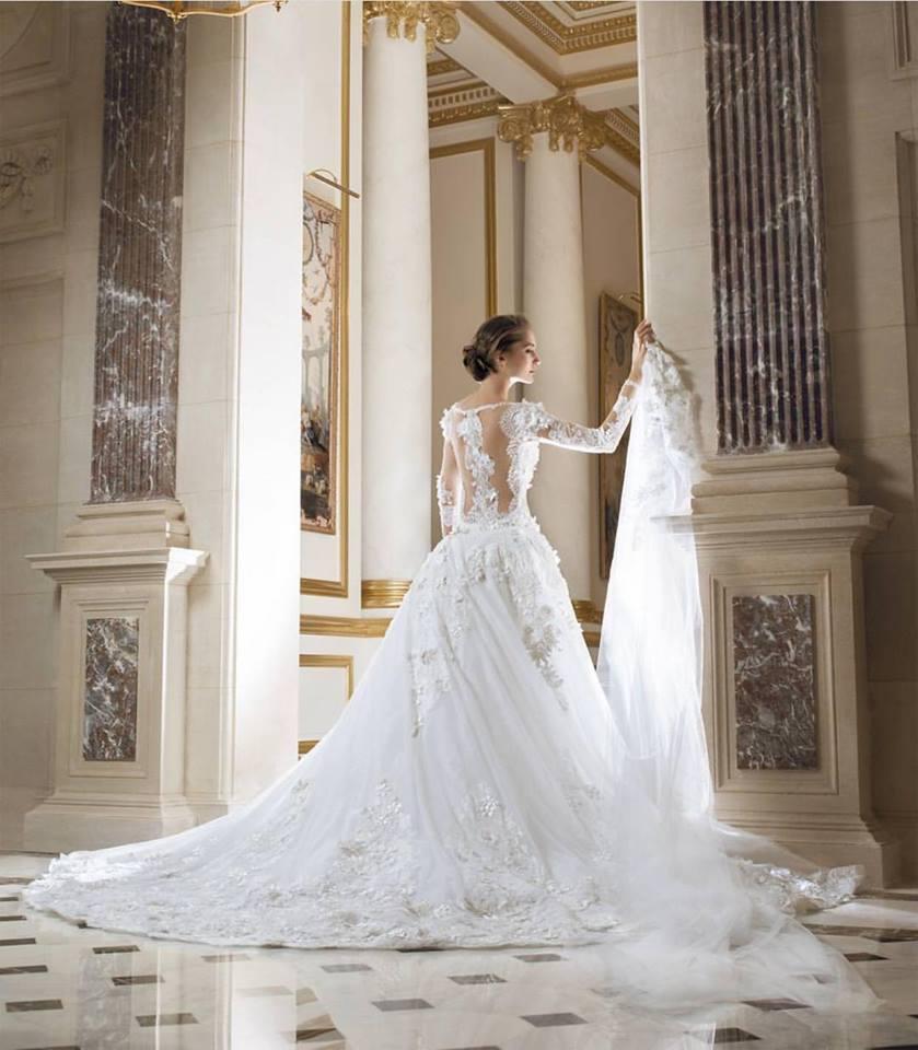 Lebanese Bridal Fashion Designers - Arabia Weddings