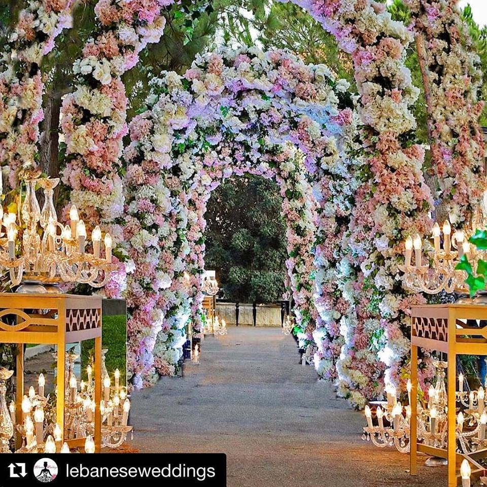 Flower Shops In Lebanon Arabia Weddings
