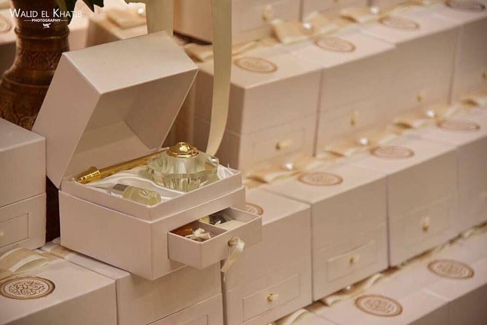 قائمة تضم أشهر محلات هدايا وتوزيعات الزواج في لبنان موقع العروس