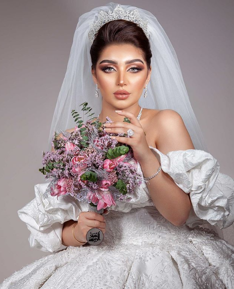 مكياج عرائس من حسابات المكياج على تطبيق انستقرام موقع العروس