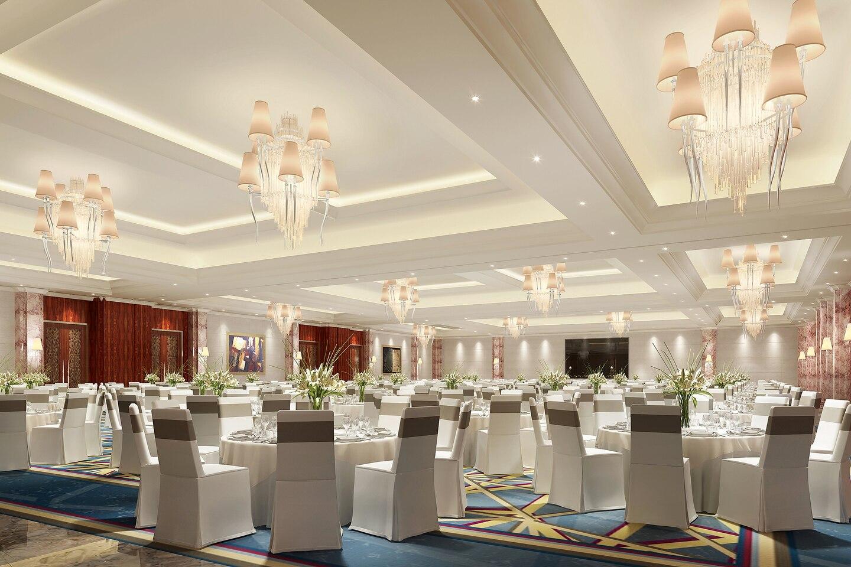 قائمة تضم اكبر قاعات فنادق مسقط لحفلات الزفاف موقع العروس