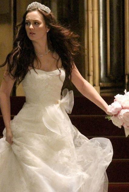 New Gossip Girl Wedding Details Arabia Weddings