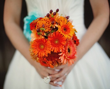Your Wedding in Colors: Coral and Turquoise - Arabia Weddings