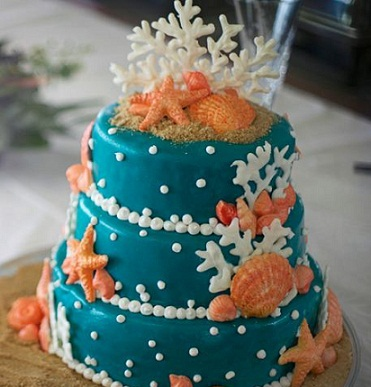 Your Wedding In Colors Coral And Turquoise Arabia Weddings