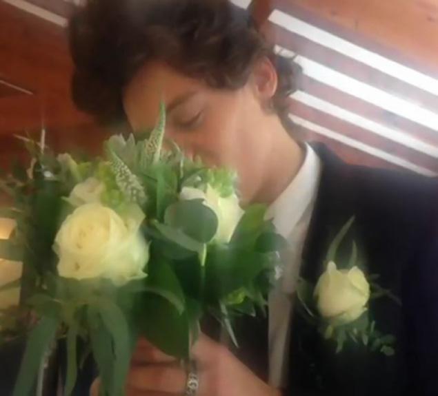 Anne Cox And Robin Twist S Wedding Arabia Weddings