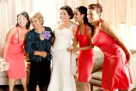 America Ferrera Our Family Wedding