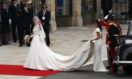 HRH Prince William and Kate Middletons WeddingArabia Weddings