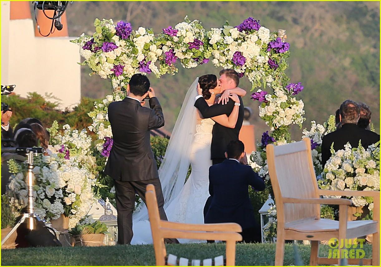 تاريخ الزفاف: