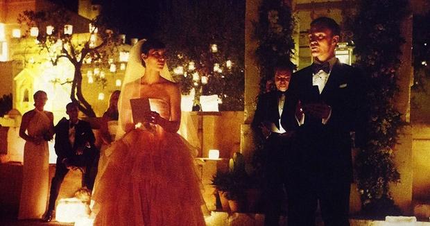 Justin Timberlake And Jessica Biel's Wedding