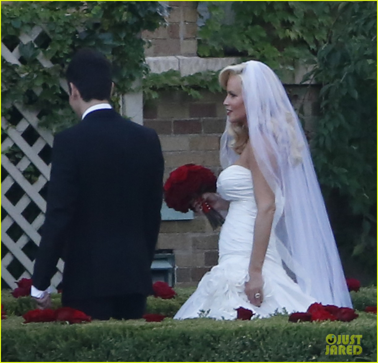 Jenny Mccarthy And Donnie Wahlberg Wedding