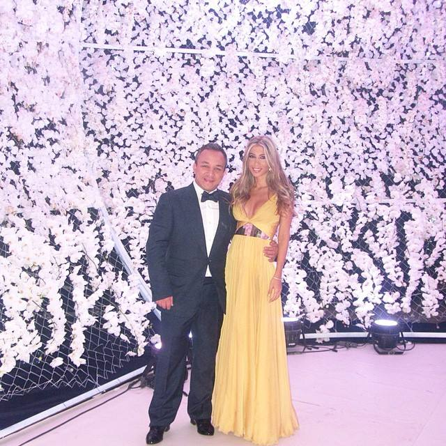 Lana El Sahely and Ali Awada's Wedding