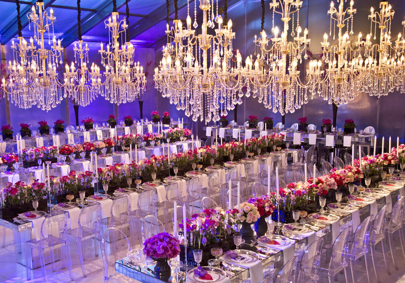 The Dance With XO Engagement Party By My Event Design - Arabia Weddings