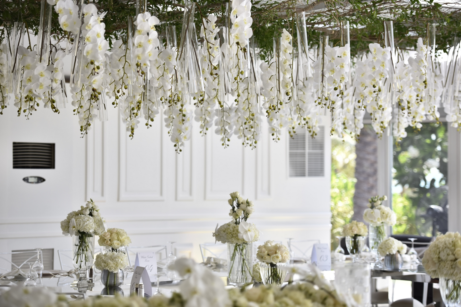 Faisel And Samas Reign Of Orchids Wedding Arabia Weddings