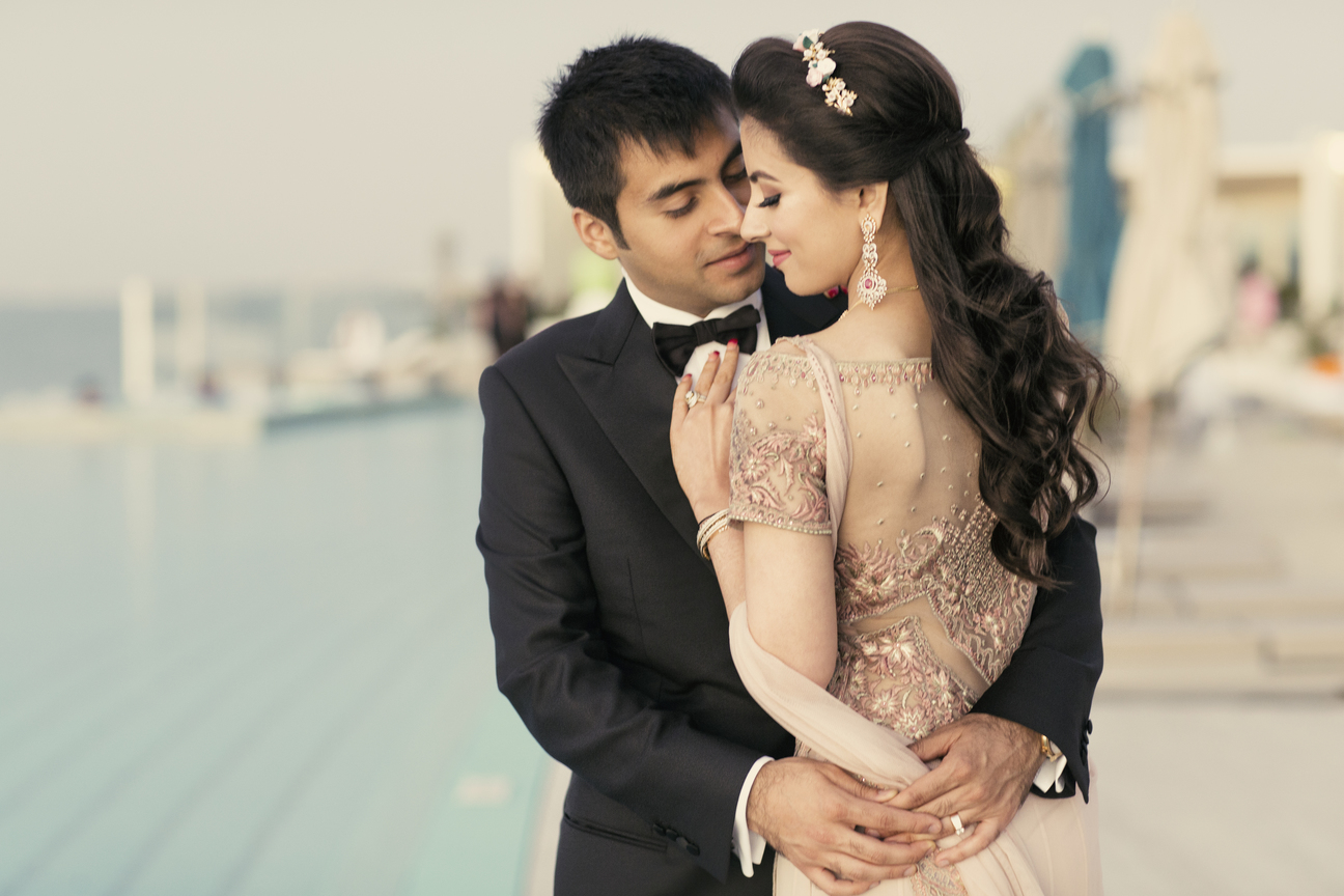 Vivek Bhatia And Shruti Sethi S Wedding At Burj Al Arab By Eventchic Designs