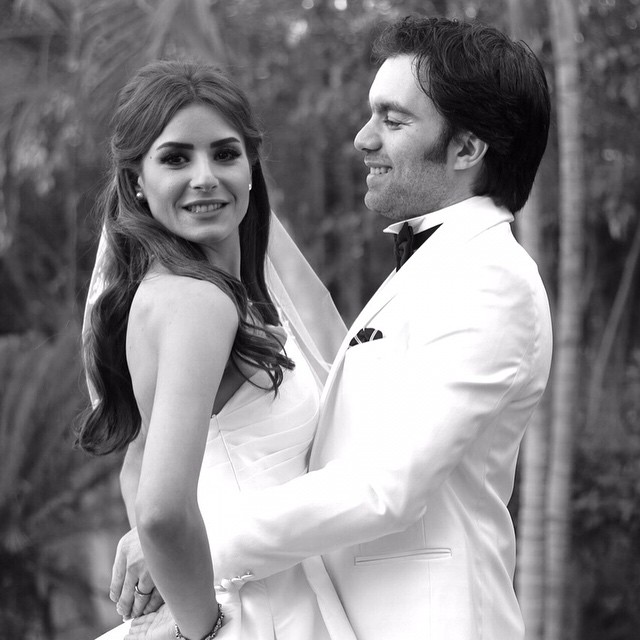 Sherif Ramzy And Reham Ayman's Wedding