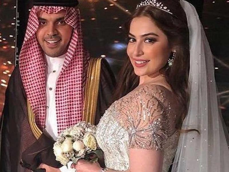 The Wedding Of Hamoud Al Fayez And Roaa Sabban