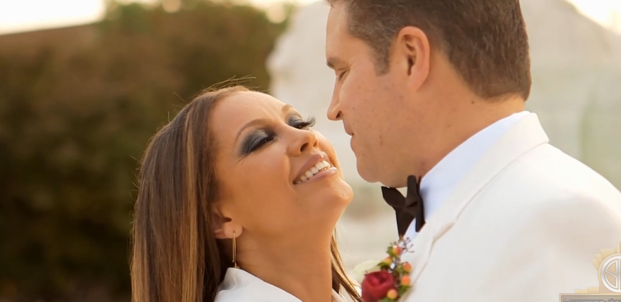 Vanessa Williams and Jim Skrip's Wedding - Arabia Weddings