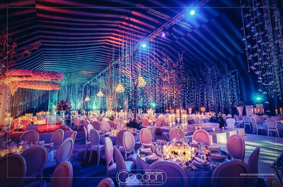 Cocoon Events Luxury Planification De Mariage Arabia Weddings