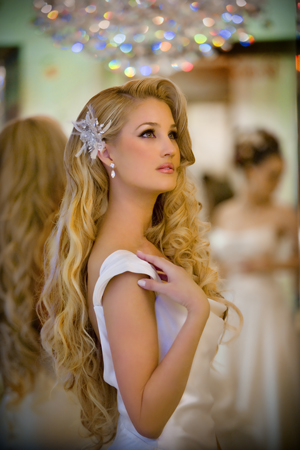 Amazing Bridal Hairstyles