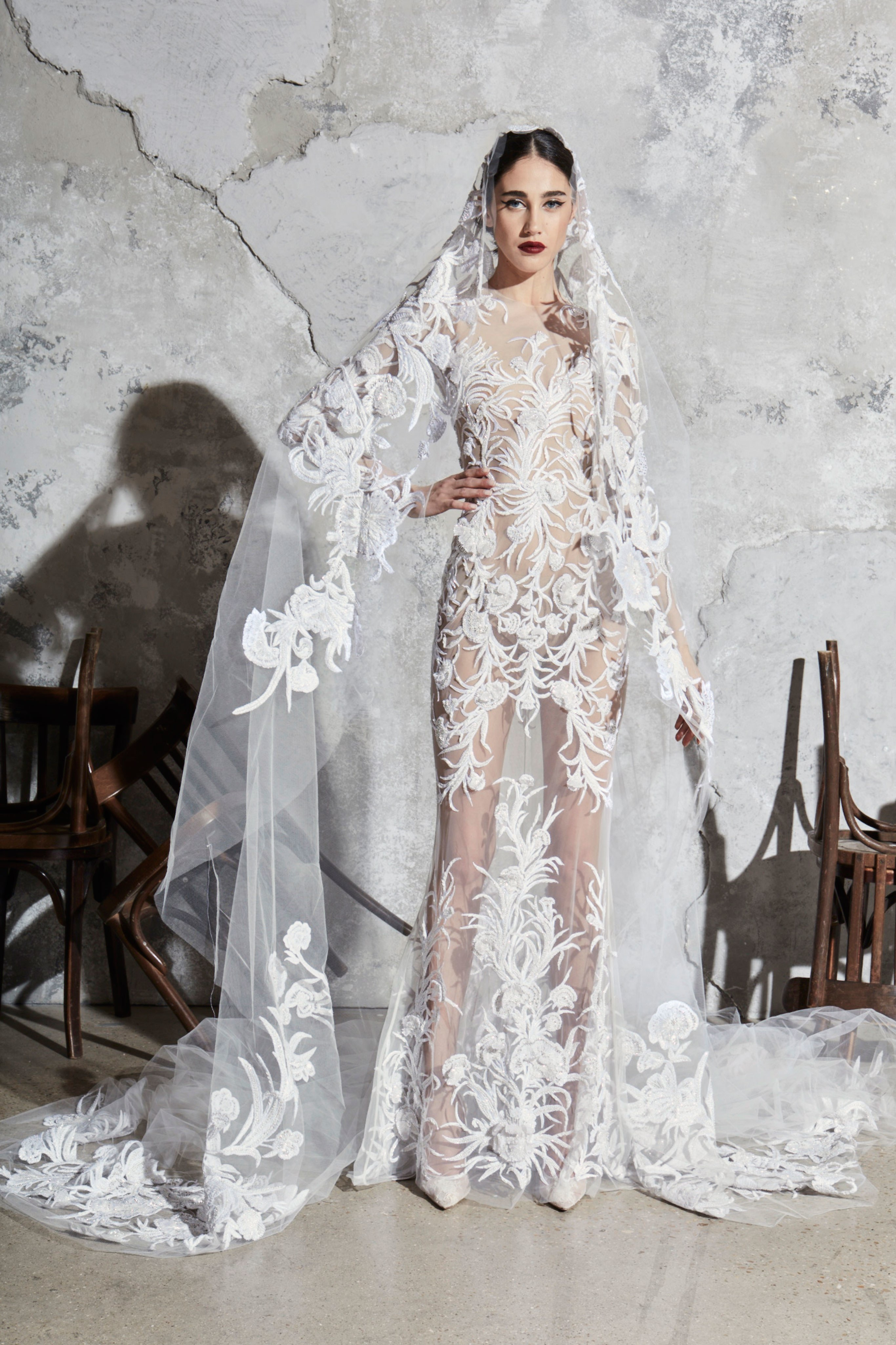 2020 Wedding Dresses By Lebanese Designers Arabia Weddings