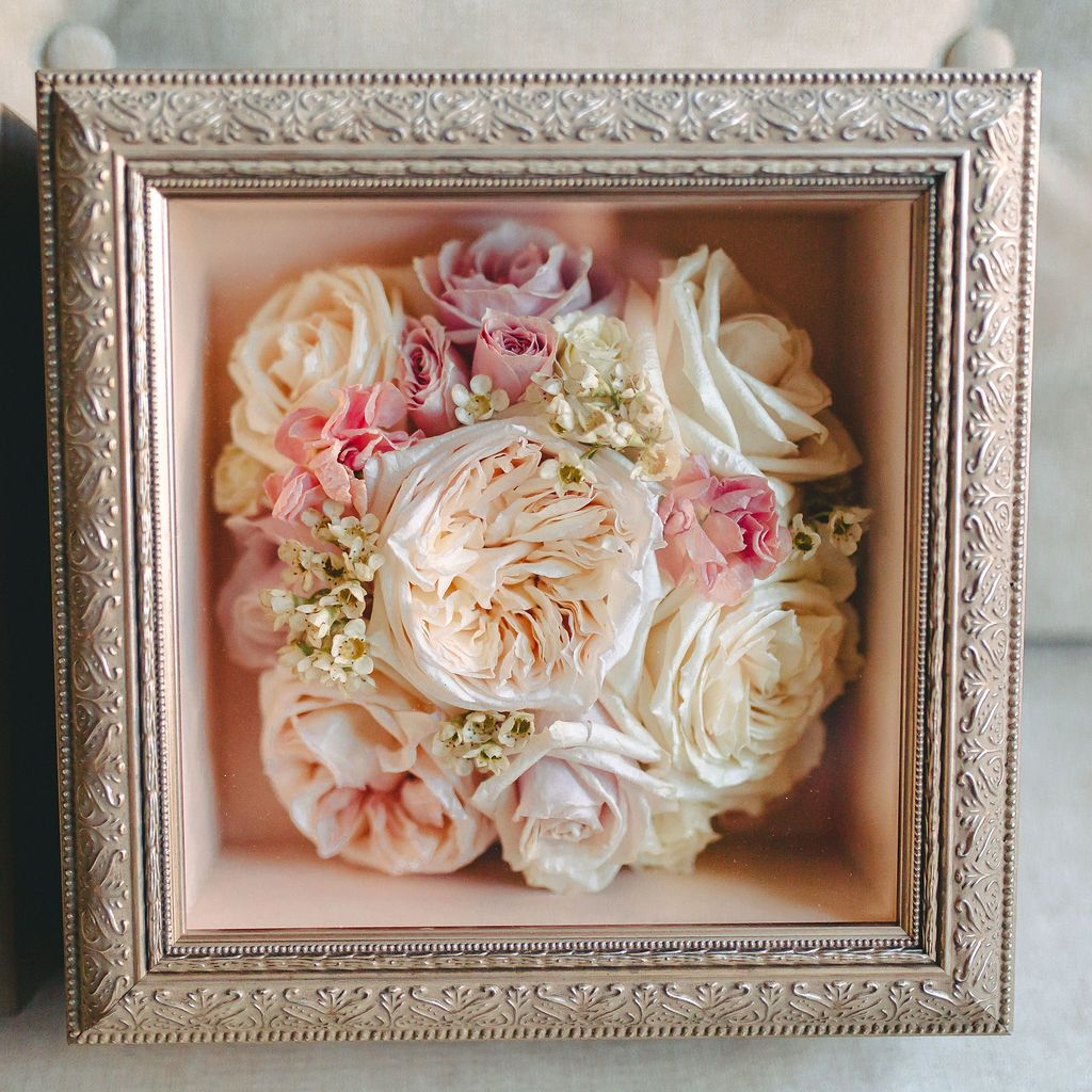 Preserve Your Wedding Bouquet Arabia Weddings