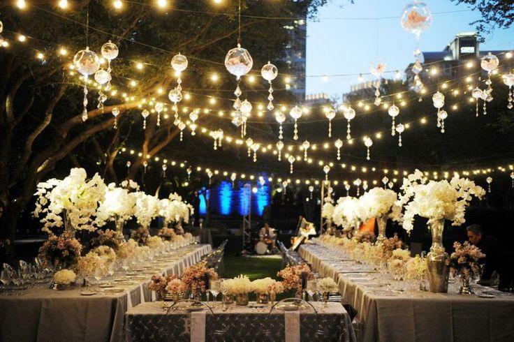 Outdoor Wedding Decorations Arabia Weddings