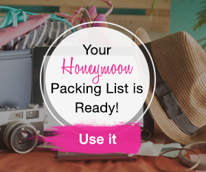 arabia weddings launches online honeymoon packing list arabia weddings