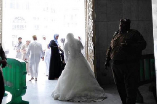 Top 20 Wedding Grand Entrance Songs 2016 Bridal Party: Saudi Bride Banned From Entering Mosque