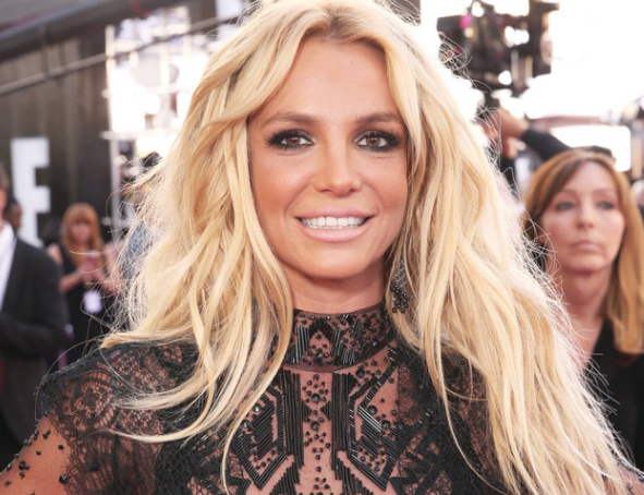 Britney Spears A Bridesmaid In Vegas
