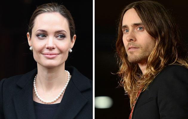 Who is angelina jolie dating a married