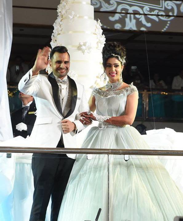 Cruise Ship Weddings: Cruise Liner Wedding For Dubai Based Indian Family