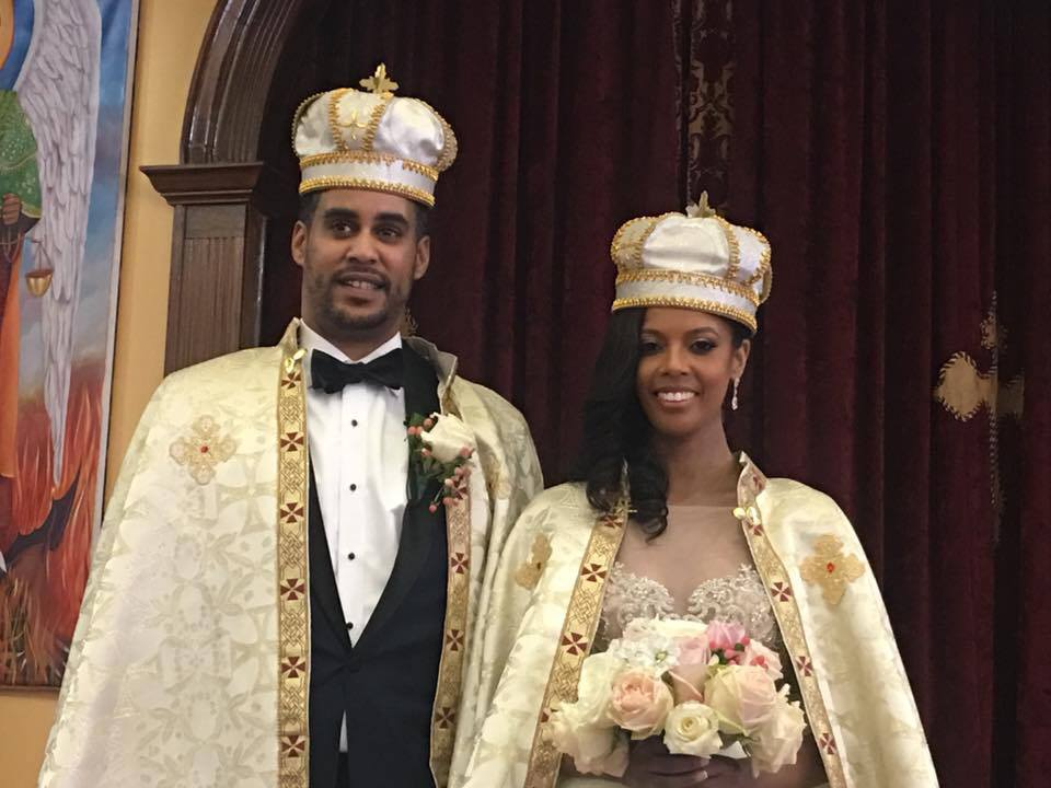 A Real Life Fairy Tale: Woman Marries Ethiopian Prince - Arabia ...