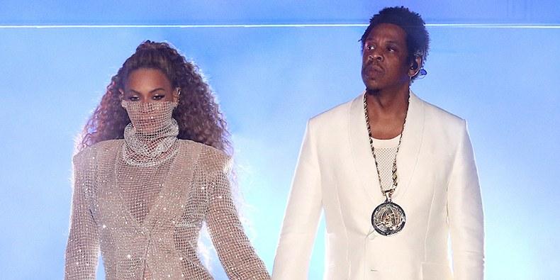 Beyonce And Jay Z Renew Their Wedding Vows Arabia Weddings