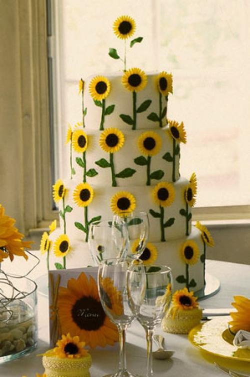 Sunflower Simple Bouquet