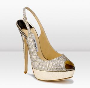 The Latest Bridal Shoe Collections for Fall 2012